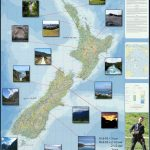 Poster rondreis Nieuw-Zeeland